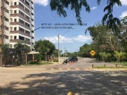 Apartamento para alugar _Edifício Lago Azul (frente para Parque Cesamar)