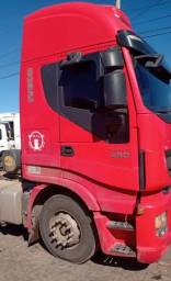 Stralis Hi way 6x4 / Ano 2014