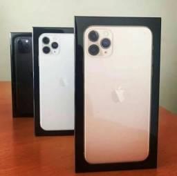 IPhone 11 PRO Max ( 12X Sem Juros + Nota Fiscal ) Caixa