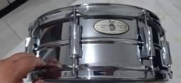 Caixa Pearl Sensitone Steel Custon 14x5.5