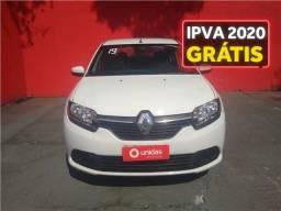 Renault Logan 1.0 12v sce flex expression avantage manual - 2019