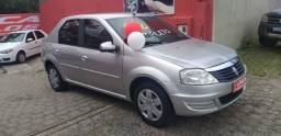 Renault Logan Expression 1.6 2012 Flex - 2012