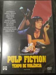 DVD Pulp Fiction - Tempo de Violência
