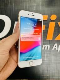 IPhone 7 32gb rose impecável sem marcas como novo garantia 3 meses
