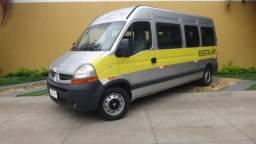 Master 2009/2010 2.5 Dci Minibus L2h2 16 Lugares 16v Diesel 3p Manual - 2010