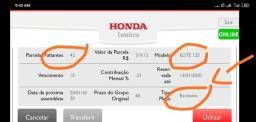 Pegue agora a sua Honda - 2020