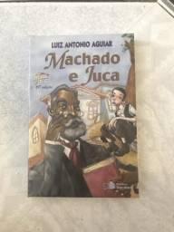 Livro ?Machado e Juca?