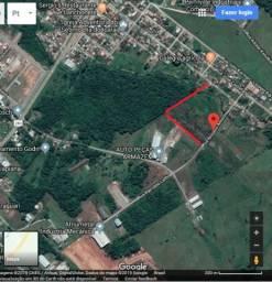 Terreno para alugar em Porto grande, Araquari cod:L40410
