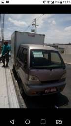 Vendo caminhão baú effa 2011 5 lugares
