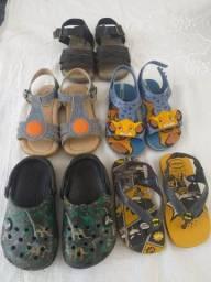 Sandálias - 10,00 cada