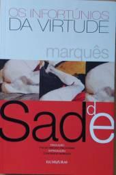 Marquês de Sade Os Infortúnios da Virtude