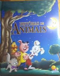 LIVRO HISTORIAS DE ANIMAIS