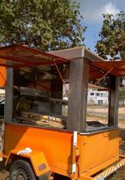 Trailer lanches food truk