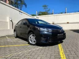Toyota Corolla GLI UPPER 2017 GNV 5 Geração