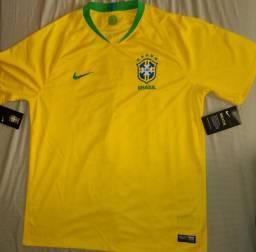 Camiseta Oficial do Brasil (Copa)