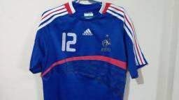 Camisa França Henry 07/08
