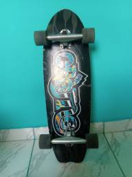 Skate semi long Créme