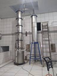 Vendo destilador alambique