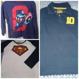 Camisas 10,00 cada