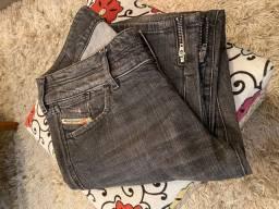 Calça jeans diesel industry original tam. 38