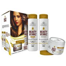 Kit Capilar Beauty Verniz - PhálleBeauty