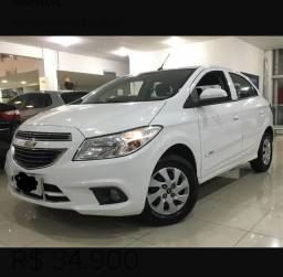 Chevrolet Onix 1.0 MPFI LT 8V FLEX 4P MANUAL<br><br>2016