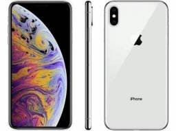 Iphone XS Max 512 GB- Prata- Novo