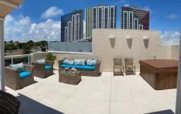 Cobertura com 2 dormitórios à venda, 164 m² por R$ 1.200.000,00 - Pium (Distrito Litoral)