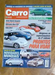 Título do anúncio: Revista Carro - Fevereiro 2001 - Numero 88