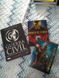 Título do anúncio: Edição Marvel para Colecionadores