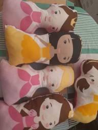 Almofadas das princesas