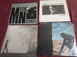 Discos Milton Nascimento