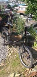 Bike Dobrável BLITZ