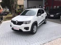 kwid zen 1.0 3c 2018 completo pneus bons periciado manual e chave copia