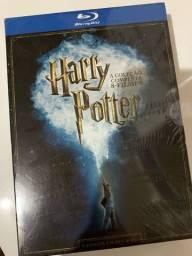 Coleção filmes harry potter