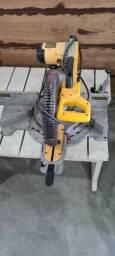 Serra 1/2 esquadria 12 polegadas com prolongador