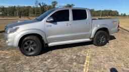Toyota Hilux Completa Divida de Consorcio