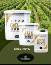 Título do anúncio: AgroGold Humic. Turfa Liquida de alta qualidade para alavancar sua produção!!!