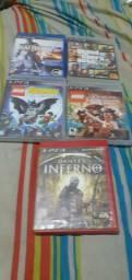 Vendo Jogos De PS3 Leia !