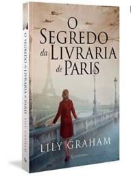 Título do anúncio: Livro O segredo da Livraria de Paris