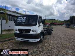 Caminhão mb acello 915 2012 filé truckadinha
