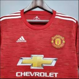 Camisa Manchester United 2020/2021 SN