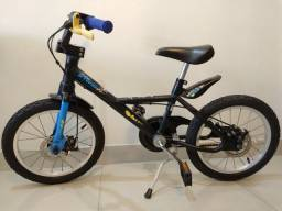 Título do anúncio: Bicicleta Infantil Aro 16 Btwin Freio a Disco