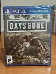 Days Gone ps4 midia física