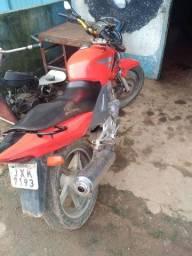 Troco moto twister em ps5