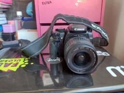 Câmera Canon 040 semi profissional