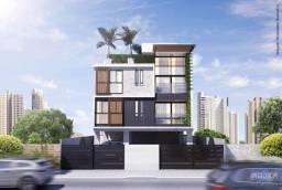 Apartamento à venda com 3 dormitórios em Bancários, João pessoa cod:007972