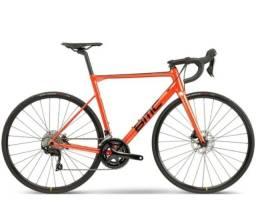 Título do anúncio: Bicicleta BMC Teammachine ARL Disc Two Shimano 105 Tam 51 NOVA