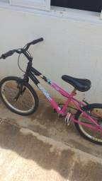 Bicicleta aro 20 semi nova top