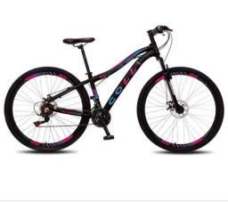 Título do anúncio: Bicicleta Colli Eudora aro 29